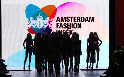 Hair & Looks Kappers bij  Amsterdam Fashion Week, Summer Edition '17