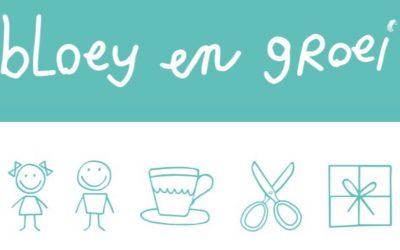 Samenwerking met Bloey en Groei!