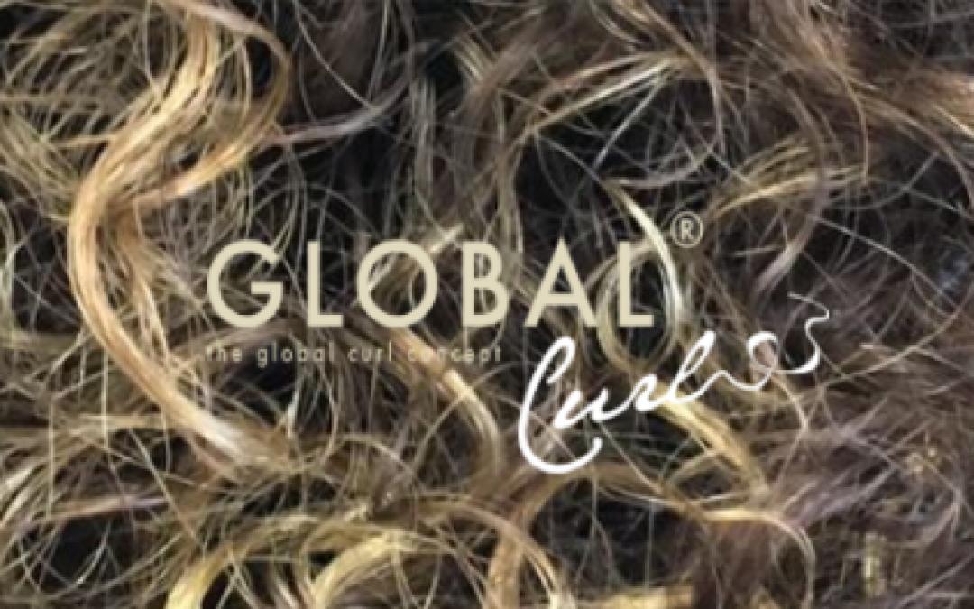 """Krullen knippen"" met The Global Curl Concept"